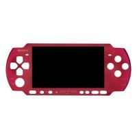 Frontal Original PSP 3000 -Rojo