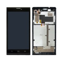 Full Screen with Frame ZTE Blade L2 Black