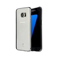 Carcasa Samsung Galaxy S7 Edge G935F Baseus Glitter Gris