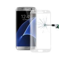 Protector de Pantalla Cristal Templado Curvo Samsung Galaxy S7 Edge Transparente