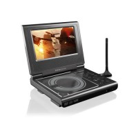 Reproductor DVD Portátil con TDT Energy M3500 TV Graphite