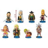 One Piece: Pack Figura Coleccionables TV057-TV064