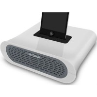 Amplificador Pasivo Kidigi iPhone 4/4S/3/3GS/iPod Touch 4Gen -Blanco