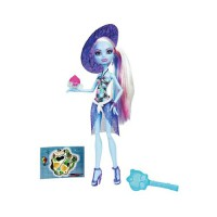 Monster High: Abbey Bominable Isla Calavera