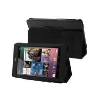 Funda Piel Nexus 7 -Negro